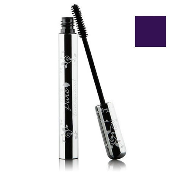 Rimel Mascara cu pigmenti Blackberry -mov inchis - 100 Percent Pure Cosmetics