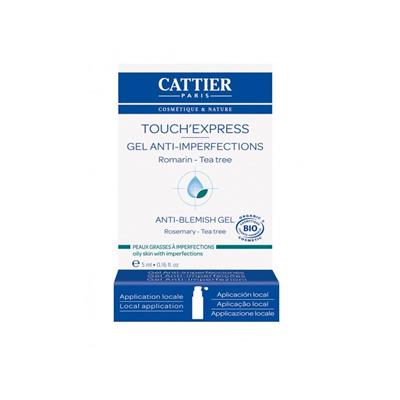 Tratament bio Touch Express ANTI-ACNEE, 5 ml -  Cattier