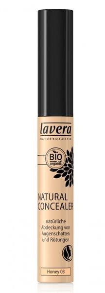 Corector bio ten mediu Honey 03 - Lavera